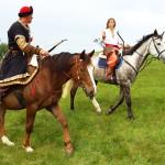 Na Polach Grunwaldu zmierzą się łucznicy na koniach