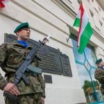 Oddali cześć węgierskim powstańcom i Polakom, którzy próbowali ich wspierać