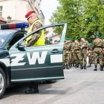 Żandarmi z Elbląga obchodzili swoje święto