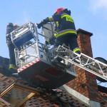Seria podpaleń w gminie Barczewo