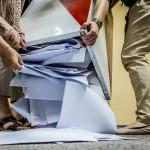 Frekwencja wyborcza przekroczyła 50%