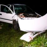 Tragiczny wypadek w Młynarach koło Elbląga