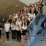 Młodzieżowa orkiestra dęta wróciła z festiwalu w Niemczech