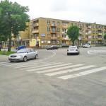 Przebudowa ulic w centrum Ełku