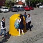 Olsztynianie segregują coraz więcej śmieci