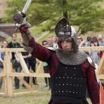 Najlepszy rycerz świata nagrodzony przez starostę