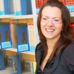Katarzyna Bikowska najlepszym bibliotekarzem 2013