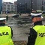 19 osób walczy o tytuł Policjanta Ruchu Drogowego
