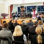 Posłowie z wizytą w olsztyńskiej podstawówce