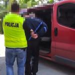Policja zatrzymała agresywnych pseudokibiców