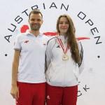 Rewelacyjny start Aleksandry Kowalczuk w Austrii
