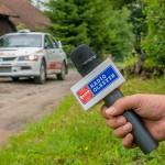 Olsztynianin wygrał Gródek Rally Sprint
