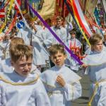 Uroczystość Bożego Ciała w Olsztynie.  Zobacz trasę procesji i zmiany w olsztyńskiej komunikacji
