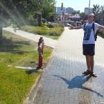 Kurtyny wodne ukojeniem w upalne dni