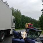W wypadku w Miłogórzu zginęły trzy osoby