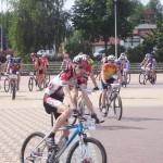 W Elblągu dbają o bezpieczeństwo rowerzystów