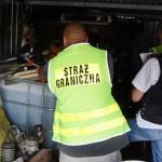 48-latek miał w garażu nielegalną stację paliw