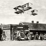 101 lat lotniska w Dajtkach