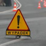 Wypadek na obwodnicy Olsztyna. Droga w kierunku Warszawy była zablokowana