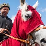 Grunwaldzkie wici z udziałem rycerzy z całej Europy