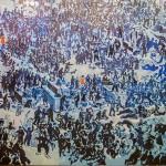 Wystawa malarstwa Edwarda Dwurnika