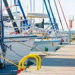 Sezon żeglarski na Mazurach trwa w najlepsze