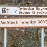 Turystyczne inwestycje w Twierdzy Boyen