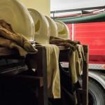 Alarm pożarowy w olsztyńskiej poliklinice