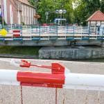 Remont zabytkowego mostu obrotowego w Giżycku. Będzie zamknięty dla pieszych i samochodów