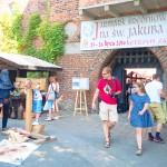 Średniowiecze zawitało do kętrzyńskiego zamku