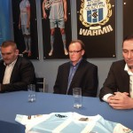 Pierwszoligowcy Stomilu Olsztyn mają nowego trenera