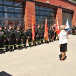 Strażacy – ochotnicy z Nowakowa mają nowoczesną strażnicę
