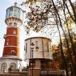 Zabytkowa wieża ciśnień perełką Pisza