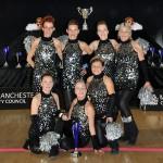Wielki sukces cheerleaderek z Olsztyna