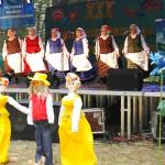 Zabawy na pożegnanie wakacji w Sępopolu i Bisztynku