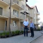 Gmina Mikołajki buduje mieszkania dla młodych rodzin