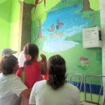 Kolorowe sale w szpitalu w Morągu
