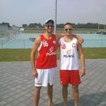 Sukces olsztyńskich piłkarzy ręcznych na holenderskiej plaży