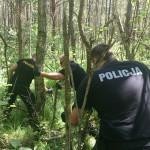 W lesie znaleziono ciało poszukiwanego kolarza