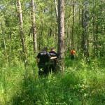 Tragiczny finał poszukiwań 81-letniego grzybiarza