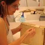 Trwa konserwacja zbiorów w Bibliotece Elbląskiej