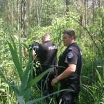 Po 2 godzinach poszukiwań znaleźli zaginionego 7-latka. Był mokry i wyziębiony, ale cały i zdrowy