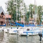 Zbyt wysoki stan wód nie pozwala na otwarcie Szlaku Wielkich Jezior Mazurskich