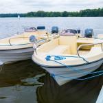 W ręce policji wpadli członkowie grupy przestępczej kradnącej łodzie motorowe