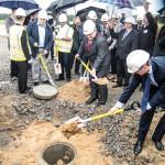 Budowa portu lotniczego w Szymanach oficjalnie rozpoczęta!