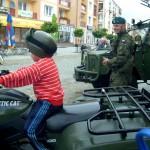 Żołnierskie uroczystości w wigilię święta Wojska Polskiego