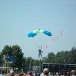 Biuro Podróży Radia Olsztyn w Giżycku (Air Show)
