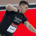 Konrad Bukowiecki pobił halowy rekord świata