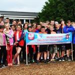 Młodzi strażacy z Niemiec goszczą w Ostaszewie