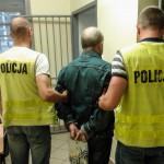 Policja zatrzymała nożownika z Dobrego Miasta